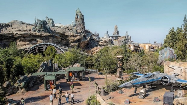 Walt Disney World Star Wars: Galaxy's Edge (Hollywood Studios)