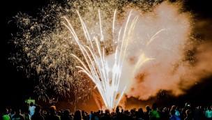 Wunderland Kalkar Zena Trophy Feuerwerksfestival