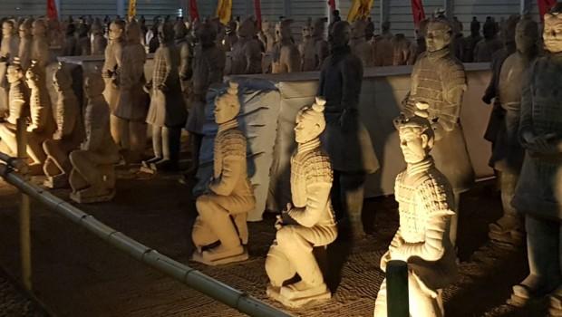 Armee der Tonkrieger Ausstellung