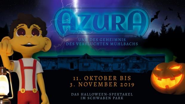Azura Schwaben Park Halloween 2019
