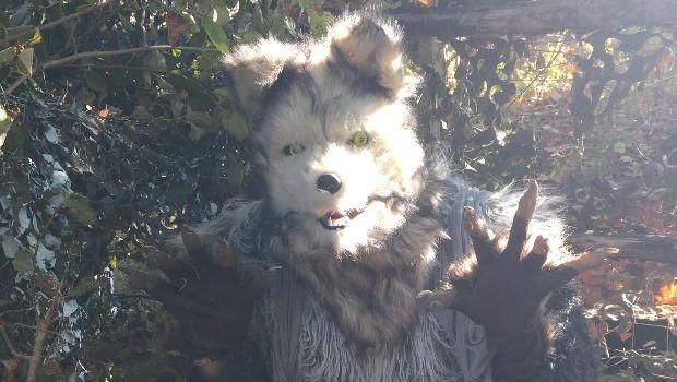 Belantis Halloween Düsterer Märchenwald