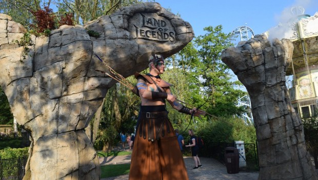 Bobbejaanland Land of Legends neu 2019