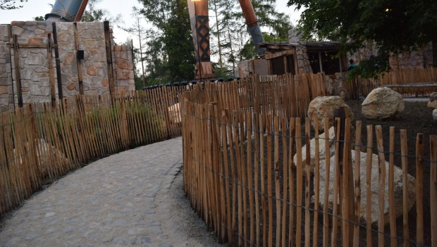 Bobbejaanland Sledge Hammer neue Gestaltung 2019 (Land of Legends)
