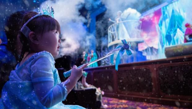 Disneyland Paris Frozen A Musical Invitation neu 2019 Symbolbild