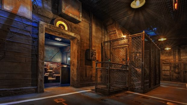 Disney's Hollywood Studios Tower of Terror