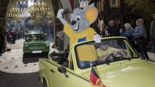 Tag der Deutschen Einheit 2019 im Europa-Park wieder mit Trabi-Ausstellung