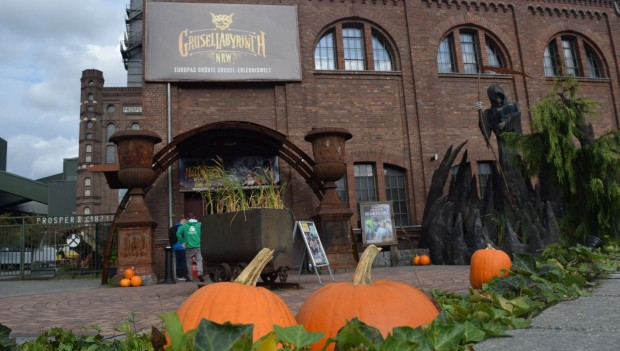 Grusellabyrinth NRW Halloween 2019