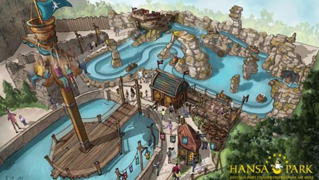 Hansa Park Awildas Welt 2020
