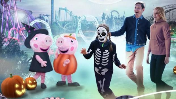Heide Park Halloween 2019 Kinder