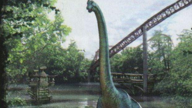 Holiday Park Dino Splash neu 2020 Artwork