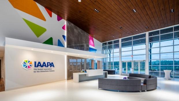 IAAPA Headquarter Orlando Lobby