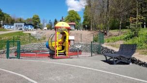Inselsberg-Funpark baut neuen Spielplatz mit Weltraum-Gestaltung: Produktion hat begonnen