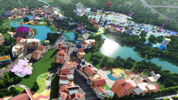 LEGOLAND Sichuan Artwork Wasserpark Hotel