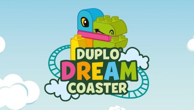 LEGOLAND Windsor 2020 neue Achterbahn Duplo Dream Coaster