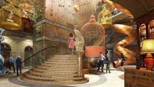 """""""Grand Curiosa Hotel"""" wird Realität: So wird das 100 Mio.-Euro-Hotel von Liseberg!"""