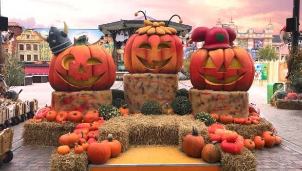 Plopsland De Panne Halloween 2019