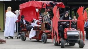 Rasti-Land feiert Halloween 2019 mit Horror-Haus, Gruselparade und Kostümwettbewerb