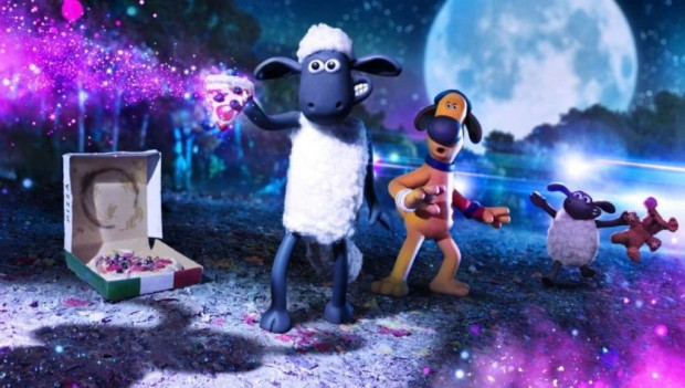 Sally Corporation Shaun the Sheep Movie: Farmageddon Themenfahrt (Konzept)