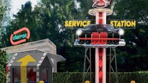 Walibi Holland Speedzone Umgestaltung 2020