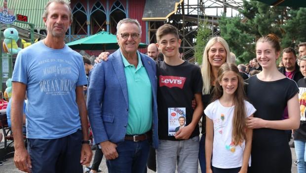 Simon Schneider Familie Europa Park