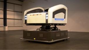 Simworx bringt Automated Guided Vehicle für schienenlose Themenfahrten auf den Markt