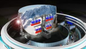 Erstes Mini Flying Theatre von Simworx entsteht im Bao Son Paradise Park: Eröffnung in Kürze geplant
