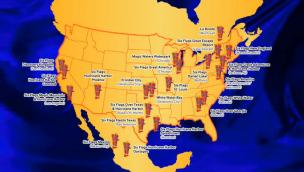 Six-Flags-Ankündigungen für 2020: Diese Neuheiten bringt die Freizeitpark-Gruppe!