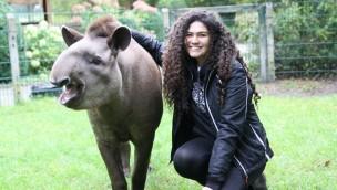Tier- und Freizeitpark Thüle Austausch Maria Clara
