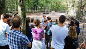 Tierpark Oberwald Führung
