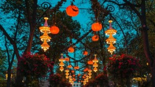 Tivoli Gardens Halloween 2019