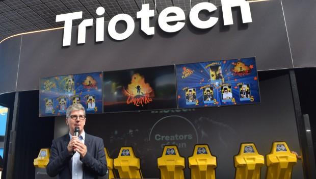 Triotech und CL Corporation Zusammenschluss (Christian Martin)