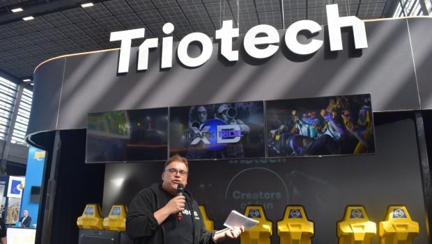 Triotech und CL Corporation Zusammenschluss (Ernest Yale)