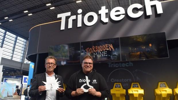 Triotech und CL Corporation Zusammenschluss