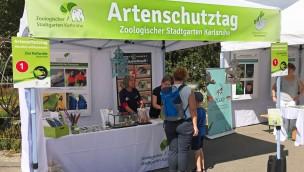 Artenschutztag im Zoo Karlsruhe 2019 mit 27 Institutionen