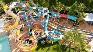 """Dreamworld Australia plant Rutschenturm """"Fully 6"""" mit sechs Wasserrutschen für 2020/21"""