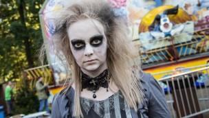 Drouwenerzand, Halloween2019