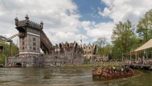 "Efteling lässt Wasser-Achterbahn ""De Vliegende Hollander"" 2019 erstmals auch im Winter fahren"