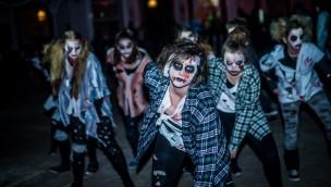 Erlebnispark Schloss Thurn Halloween 2019 Kreaturen
