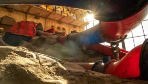 Europa-Park zeigt neue Eindrücke aus Rulantica: Riesige Wasserwelt glänzt schon vor Eröffnung
