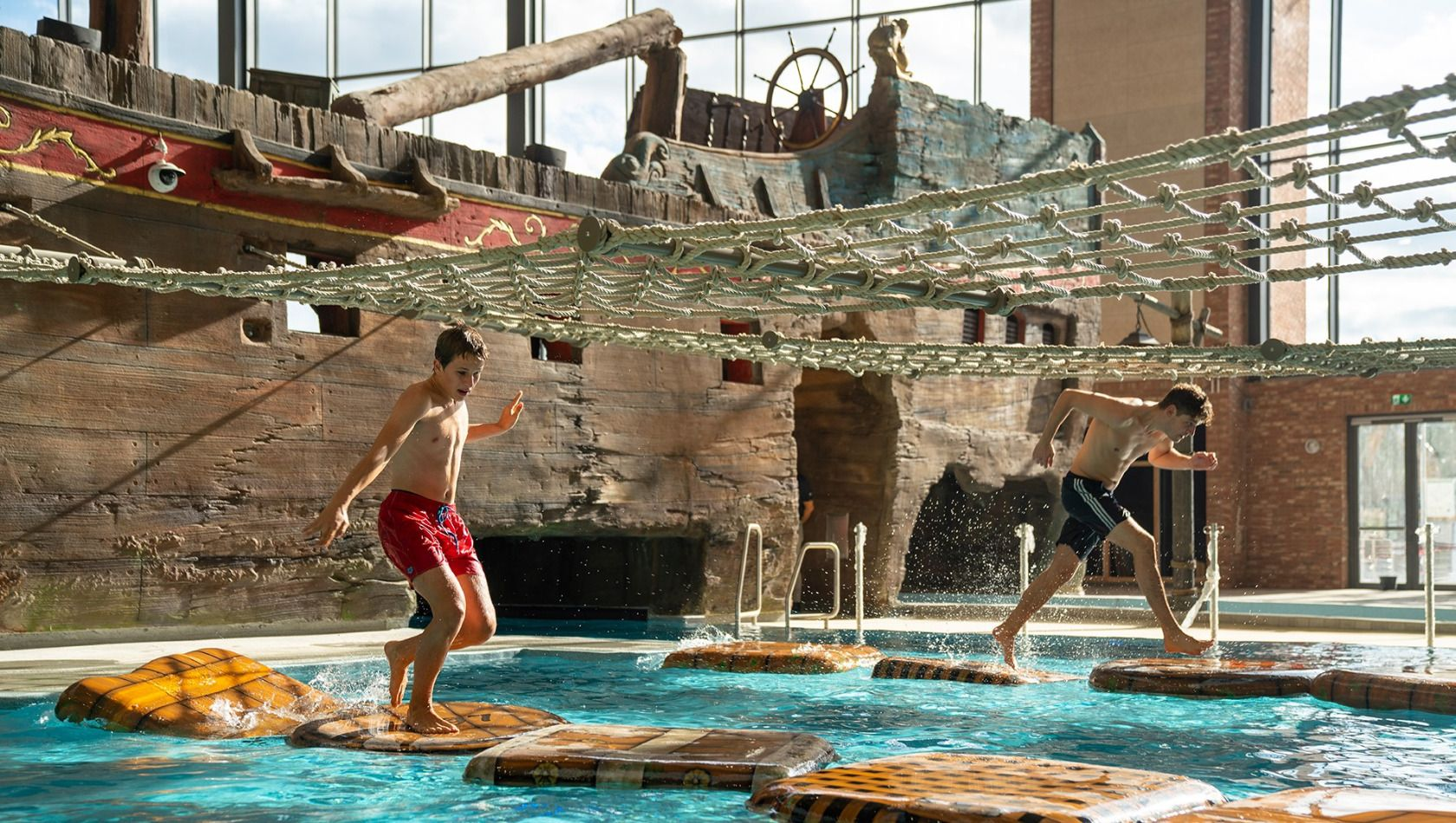 Europa Park Schwimmbad