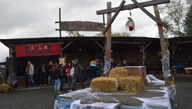 Fort Fun Fort Fear Horrorland 2019