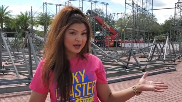 Fun Spot Kissimmee 2020 Achterbahn ANkündigung