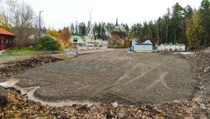 Furuvik Baustelle 2020 Neuheit neue Attraktion