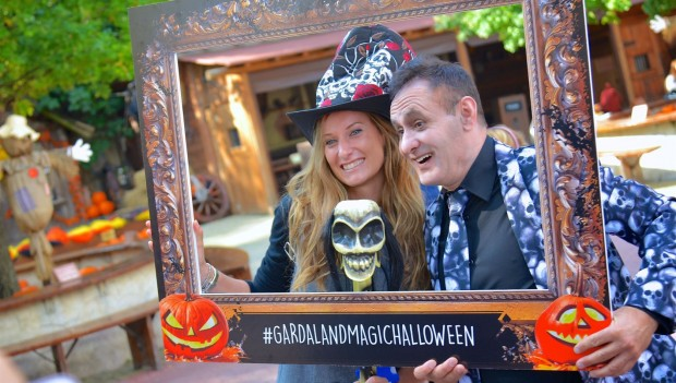 Gardaland Magic Halloween 2019