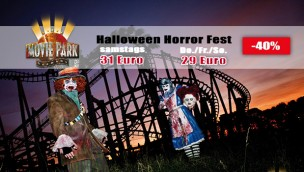 Halloween Horror Festival Tickets 2019 Movie Park Germany