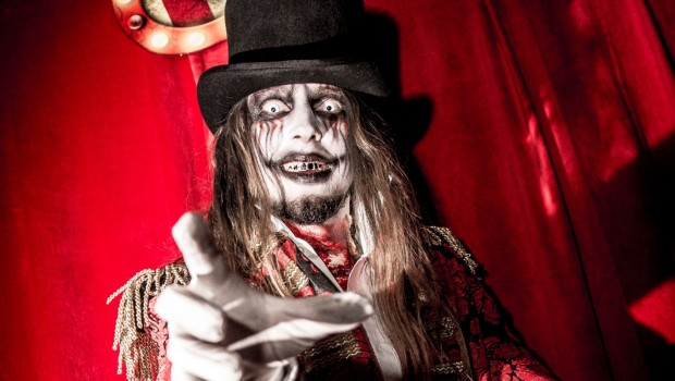 Holiday Park Freak Circus Halloween