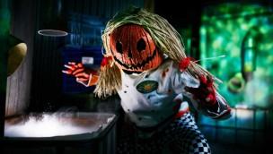 Kürbis, Halloween, Djurs Sommerland