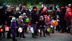 Lampionfest Zoo Rostock
