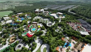 LEGOLAND New York Birdview Rendering