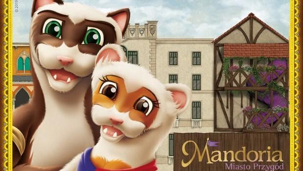 Mandoria, City of Adventure Raskal und Lili (neuer Freizeitpark)